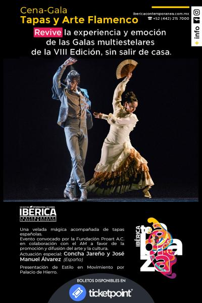 On Demand Cena-Gala Tapas y Arte Flamenco
