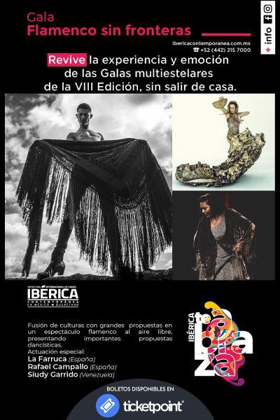 On Demand Gala Flamenco Sin Fronteras
