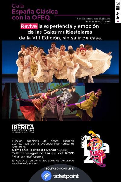 On Demand Gala España Clásica con la OFEQ