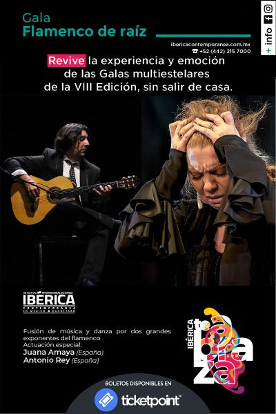 On Demand Gala Flamenco de Raíz