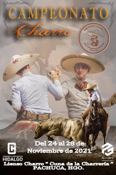 Campeonato Charro - Abono 27 Julio - 1 Agosto